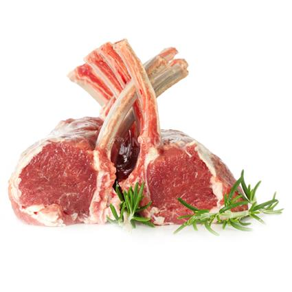 5 Star Nzlamb Rack Frenched Cap Off - 5 Star