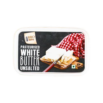 RRO UNSALTED WHITE BUTTER 200 GM