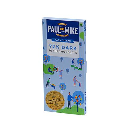 PAUL N MIKE 72 PER PLAIN DARK 68G