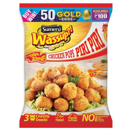 SUMERU CHICKEN POPS 450G