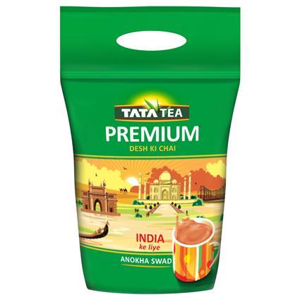 TATA TEA PRM LEAF TEA 1Kg TEA POUCH