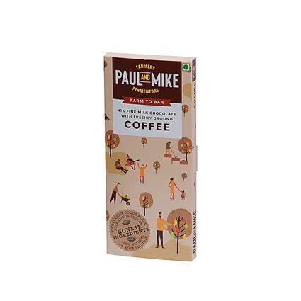 PAUL N MIKE 41PER MILK COFFEE 68G