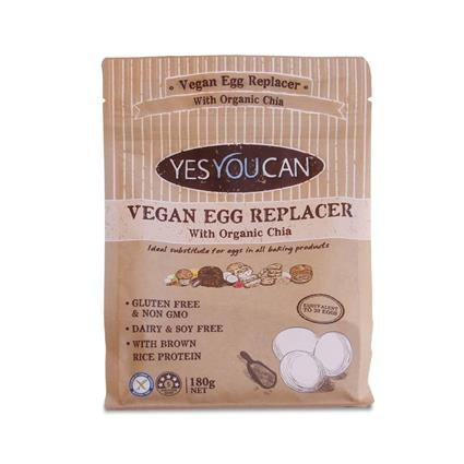 YES YOU CAN BAK POW EGG REPLACER 180G
