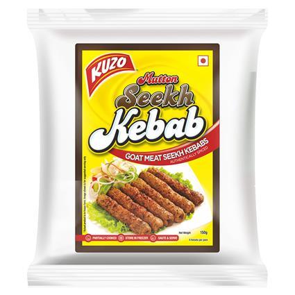 Mutton Seekh Kabab - Kuzo