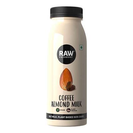 Raw Prsry Coffee Almond Milk 200 Ml