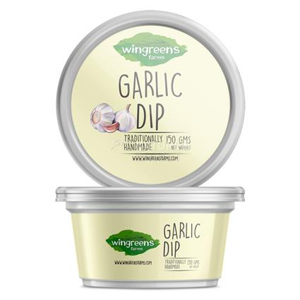 Garlic Dip - Wingreens Farms