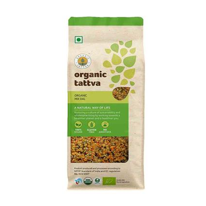 MIX DAL - Organic Tattva