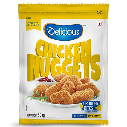 Chicken Nuggets Classic - Elicious