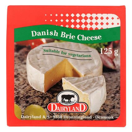 Danish Brie Cheese - Dairyland