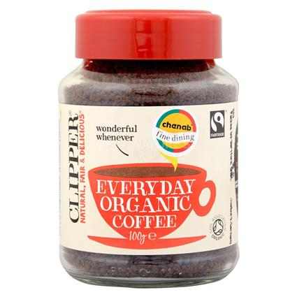 Everyday Organic Coffee - Clipper