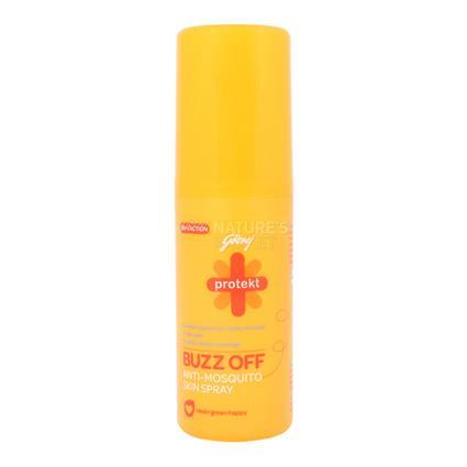Buzz Off Anti Mosquito Skin Spray - Protekt