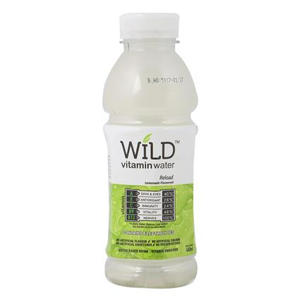 Reload Lemonade  - Vitamin Drink - Wild