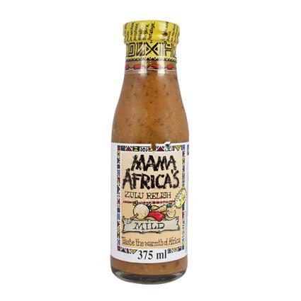 Mild Zulu Relish - Mama Africas