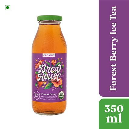 BREWHOUSE FOREST BERRY ICE TEA 350 ML