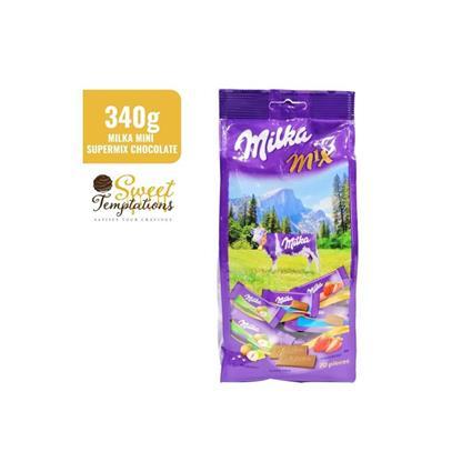 Milka Super Mix 340G
