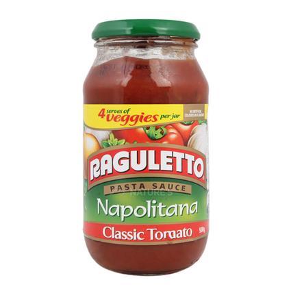 Napolitana Pasta Sauce - Raguletto