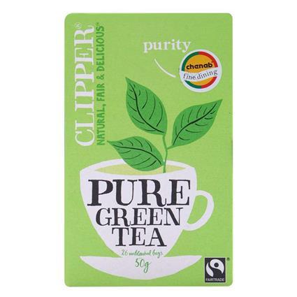 Pure Green Tea - Clipper
