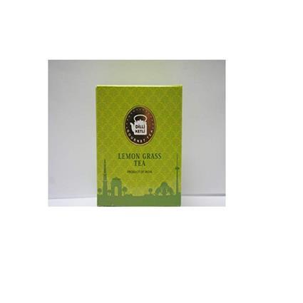 LEMON GRASS CTC LOOSE TEA