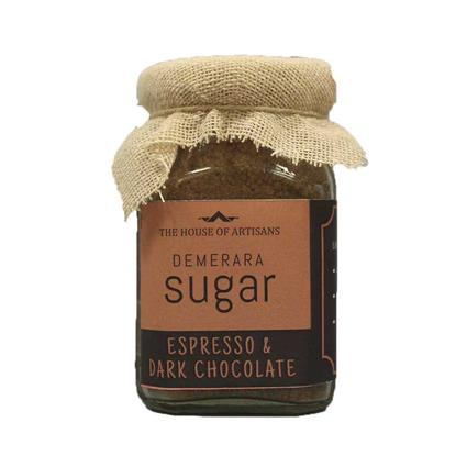 Espresso & Dark Chocolate Demerara Sugar - THE HOUSE OF ARTISANS