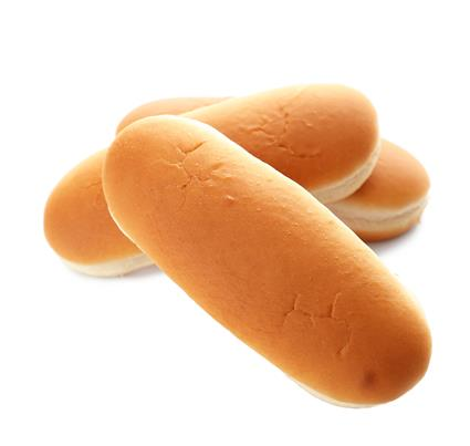 Hot Dog Buns - Omega 3 - Slice Of Health