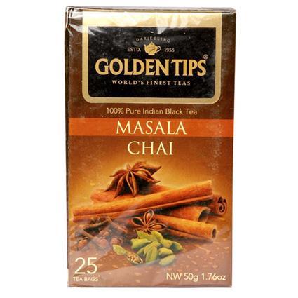 Masala Chai/Tea - Golden Tips
