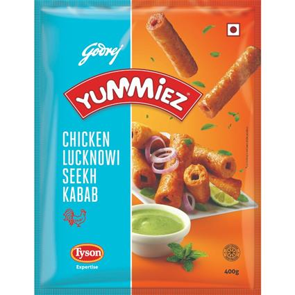 Lucknow Seekh Kabab Chicken - Yummiez