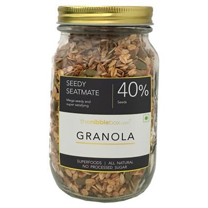 Seedy Seatmate Breakfast Granola - Thenibblebox