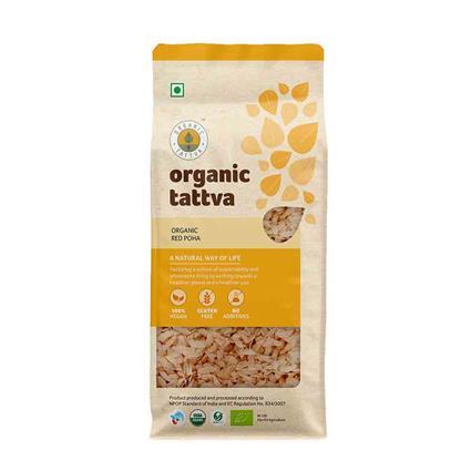 Red Poha Organic - Organic Tattva