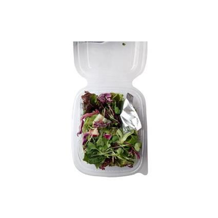 Ready to Eat Salad w/ Assorted Microgreens - Exotic