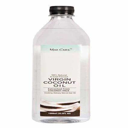 ORGANIC EXTRA VIRGIN COCONUT OIL - Max Care