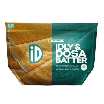ID IDLY & DOSA BATTER 1Kg