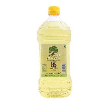 RS EXT. LIGHT OLIVE OIL JAR 2Ltr