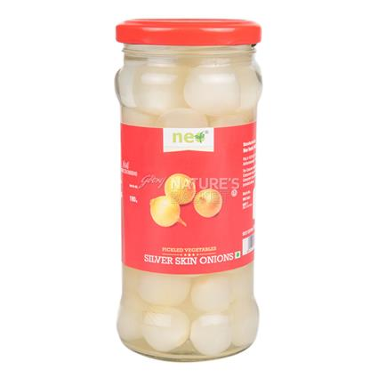 Silver Skin Onions - Neo Foods