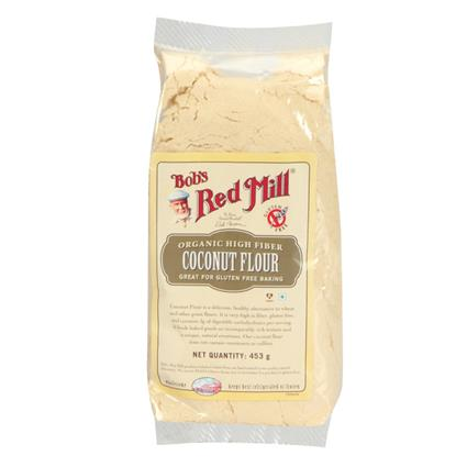 BOBS RED MILL ORGNC COCONUT FLOUR 453G