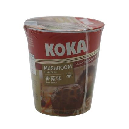 KOKA MUSHROOM CUP NOODLES 70G