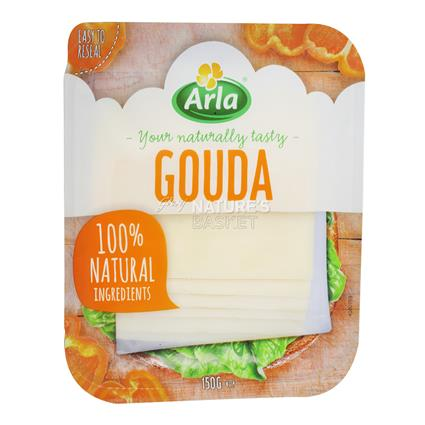 ARLA GOUDA CHEESE 150G