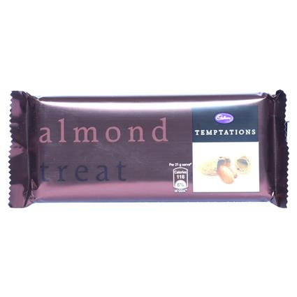 Temptation Choco Almond Treat - CADBURY TEMPTATION