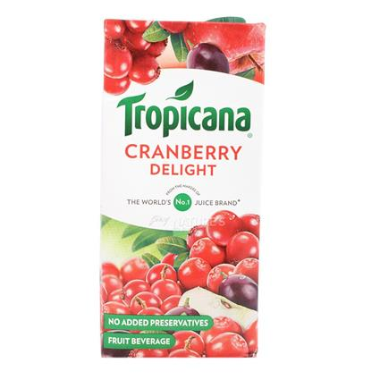 Cranberry Juice - Tropicana
