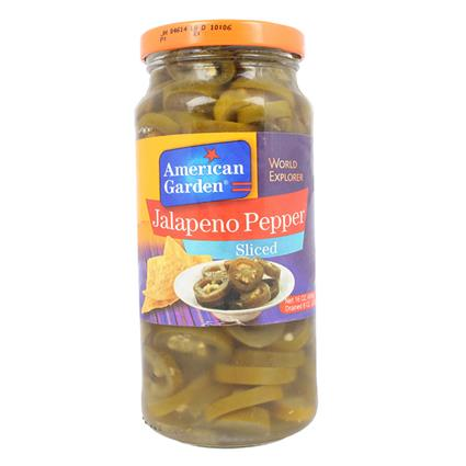 Jalapeno Peppers Sliced - American Garden