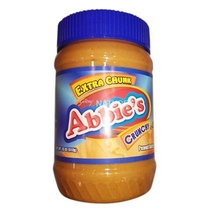 Peanut Butter Crunchy - Abbies