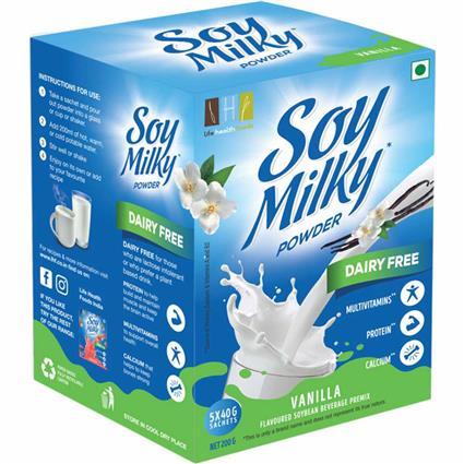 Soy Miiky Powder Vanilla 200GM