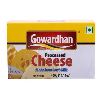 GOWARDHAN PROCESSED CHEESE 400G