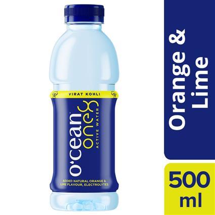 OCEAN ACTIVE  ORANGE & LIME 500ml
