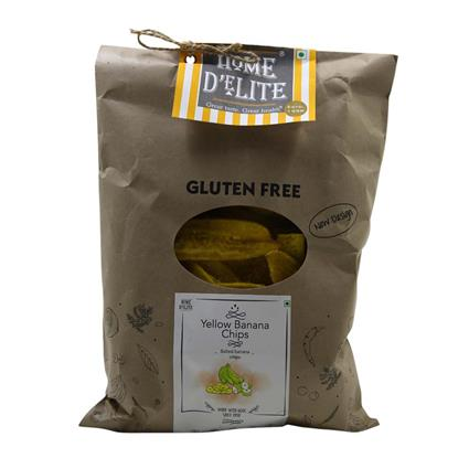 HOME DELITE RST YELLOW BANANA CHIPS 220G