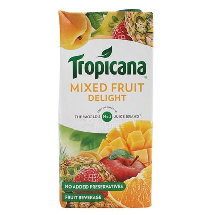 Mixed Fruit Juice - Tropicana