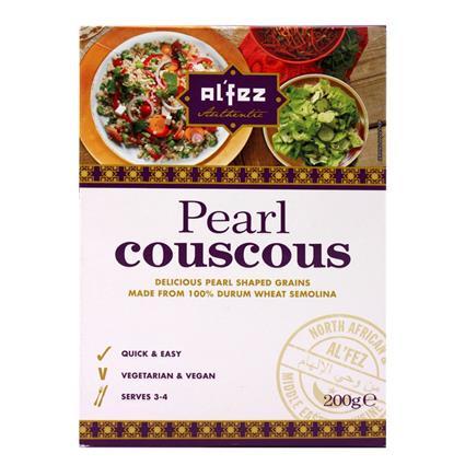Pearl Couscous - Al Fez