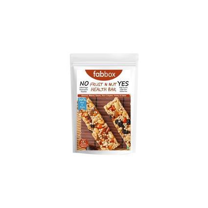 FABBOX FRUIT N NUT HEALTH BAR 120G
