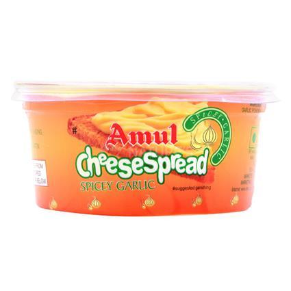 Cheese Spread  - Spicey Garlic - Amul