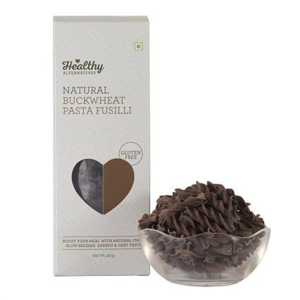 Buckwheat Glutenfree Fusilli Pasta - Healthy Alternatives