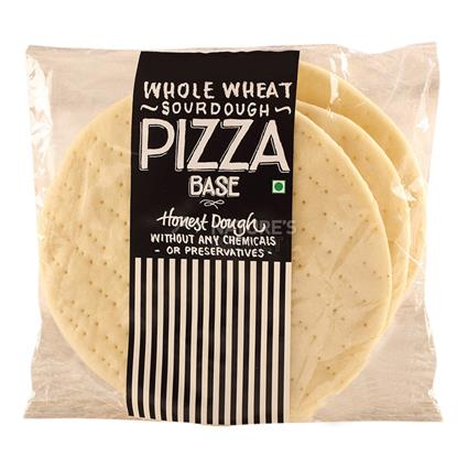 L EXCLUSIF WHOLE WHEAT PIZZA BASE 7 150G